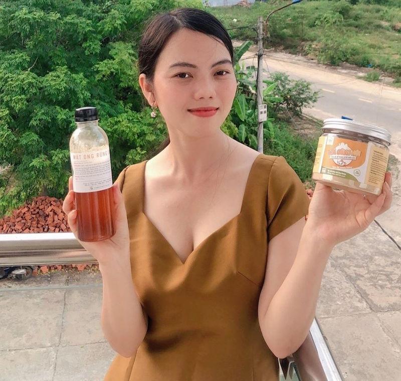 Minh Nga cô gái kinh doanh xuất phát từ tâm