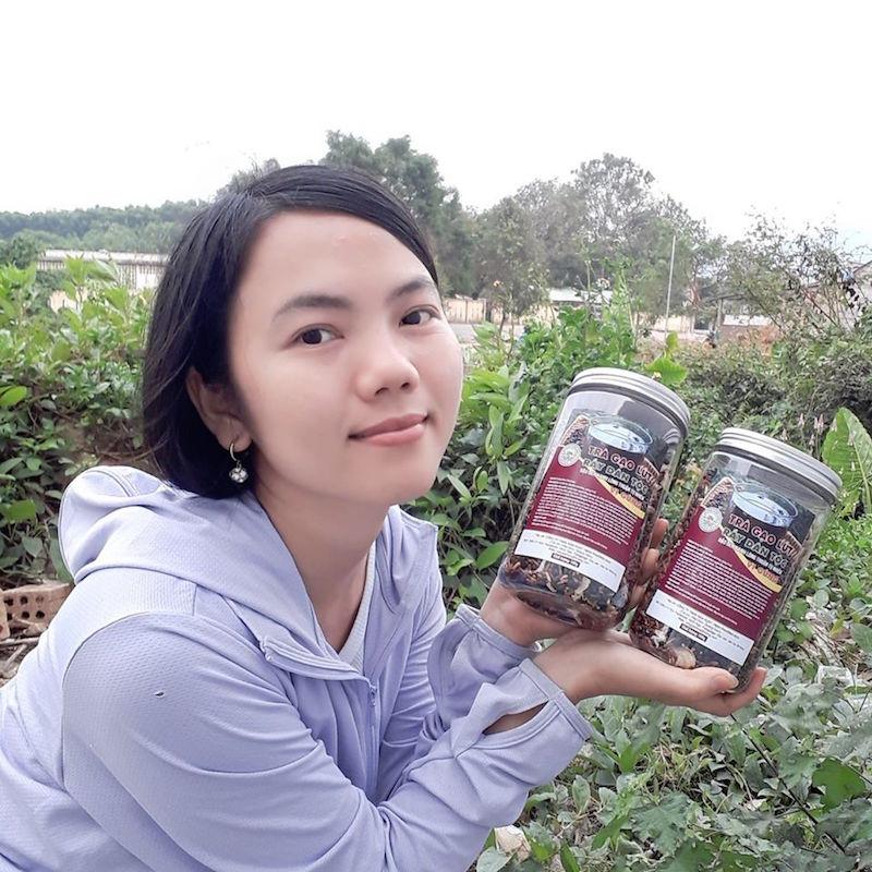 Minh Nga cô gái về quê lập nghiệp
