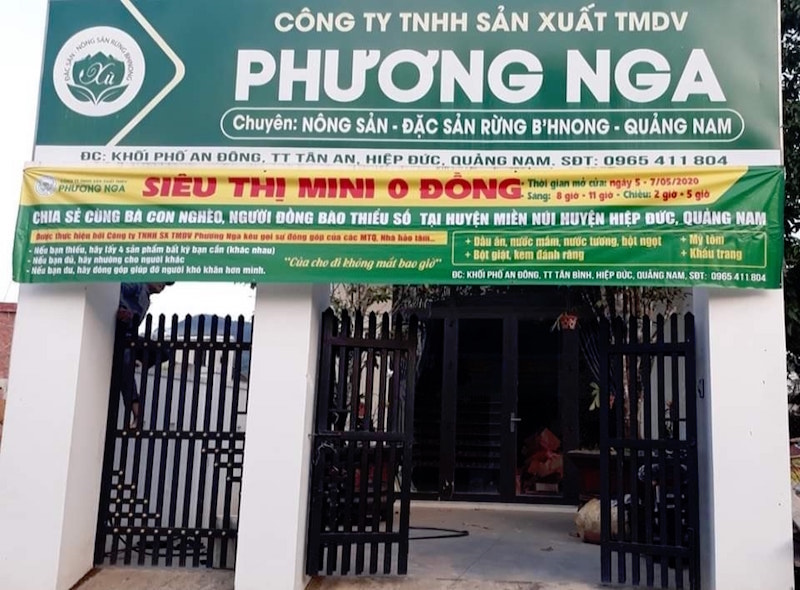 Công ty của bạn Võ Thị Minh Nga