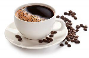 Cà phê gây ra tình trạng ngực không tăng trưởng