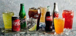 Nước uống có ga rất có hại đối với người muốn vòng 1 phát triển