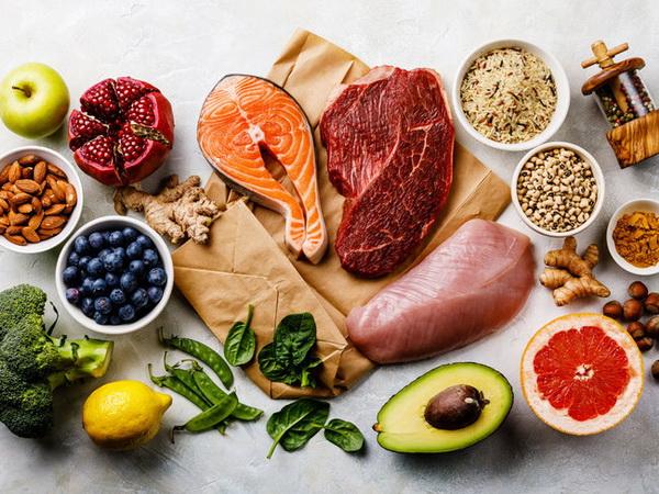 Thực phẩm dành cho người bệnh thiếu máu thiếu sắt